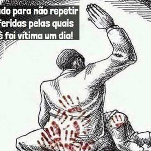 Cuidado para não repetir as feridas pelas quais você foi vítima um dia!